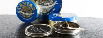 Luxury Cheshire How to Eat Caviar