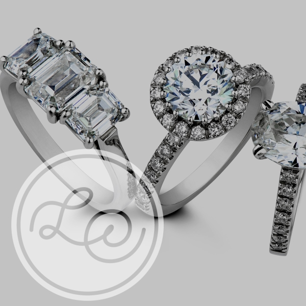 Diamond engagement rings Cheshire