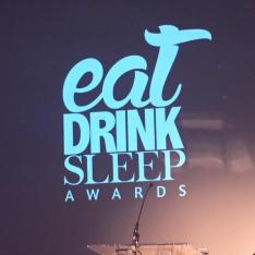 Eat Sleep Drink awards