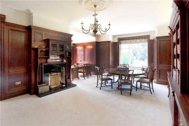 Sir Bernard Lovell House library