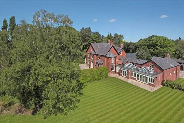 Sir Bernard Lovell house Swettenham