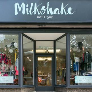 Milkshake Boutique Wilmslow