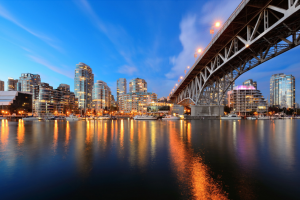 Luxury holiday destination Vancouver Canada