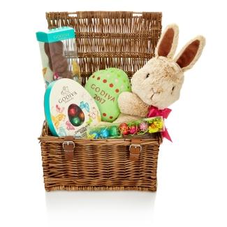 Godiva Easter Hamper