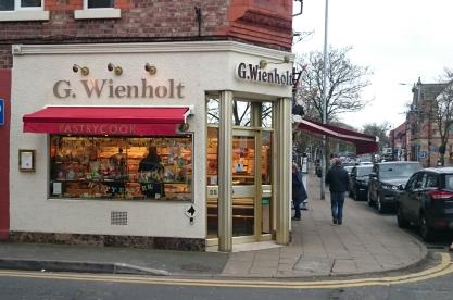 Wienholts Alderley Edge Cheshire