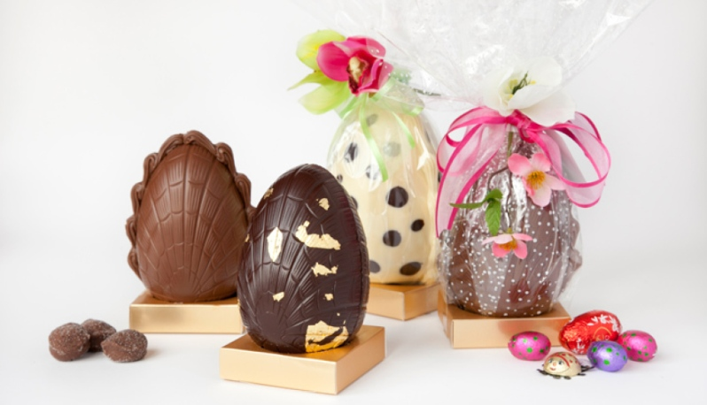Weinholt luxury Easter eggs