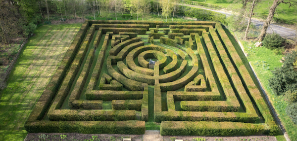 Adlington Hall Maze copy