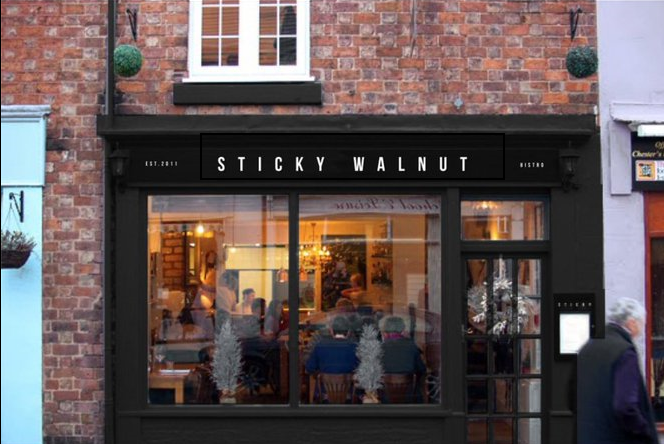 Sticky Walnut Chester