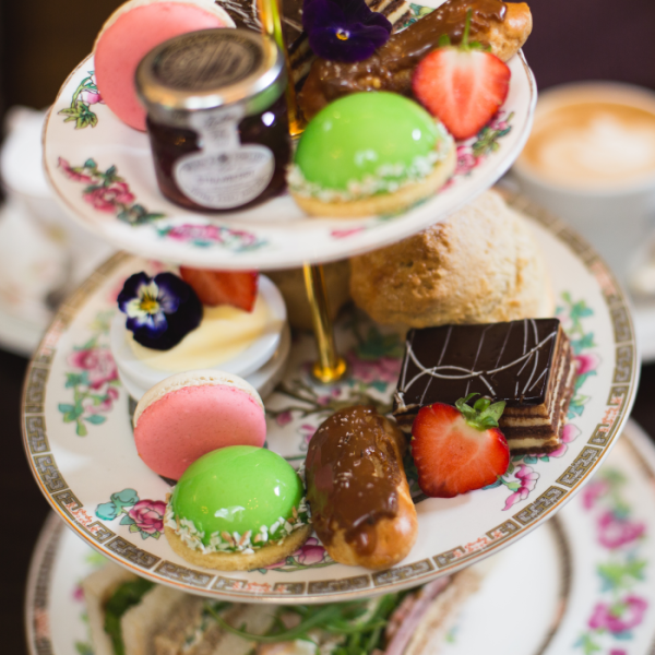 Afternoon tea at The Courthouse Knutsford