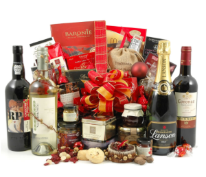 Christmas Decadence Hamper