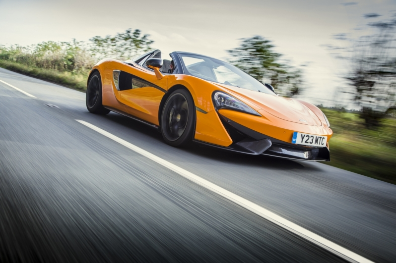 McLaren Manchester relocating to Wilmslow