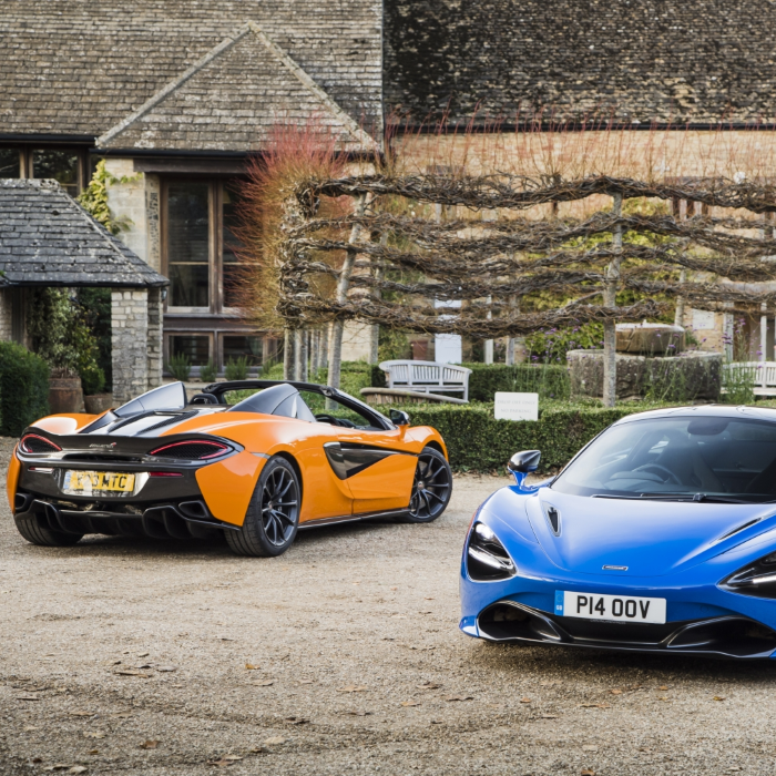 McLaren and Rolls Royce relocate to Wilmslow's 'Supercar Central' – Luxury Cheshire